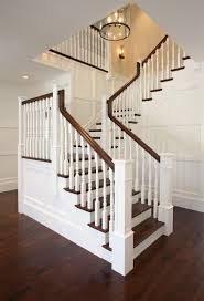 traditional staircases atherton california luxury home by markay johnson construction