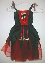 Red Witch Halloween Costume Halloween Costumes Kids Halloween Costumes Cosplay Red Witch