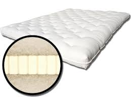 Folding Bed Mattress Attractive Mattress For Folding Bed Creating Chemical Free