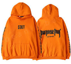 purpose tour hoodie alchemist super rare sold out security hoodie