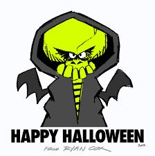 animated happy halloween gif happy halloween miku hatsune by