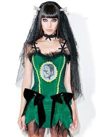 monster bride costume dolls kill