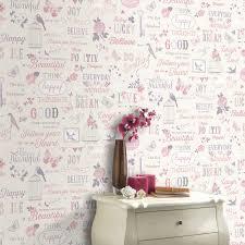 rasch wallpaper rasch inspiration bird and flowers wallpaper in lilac 216707
