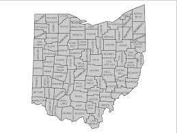 County Maps Of Ohio by Carroll County Map Carroll County Plat Map Carroll County Parcel
