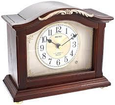 seiko qxw432blh japanese quartz shelf clock final call for