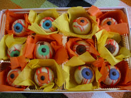 the chocolate cult chocolate eyeballs halloween 2010