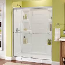 sliding shower door installation