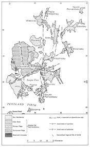 orkney and shetland summary of geology earthwise