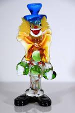 murano glass clown ebay