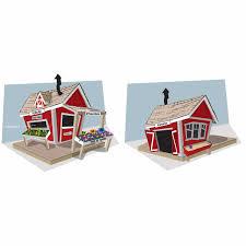 kids playhouse farm houses kids crooked house