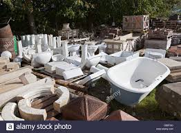 Bathroom Fixtures Uk by Bath And Plumbing Fixtures In Architectural Salvage Yard Wales Uk