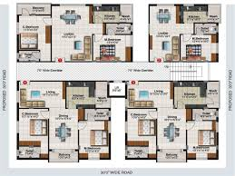 house plan home element sq ft plans rishi sai s srujana floor