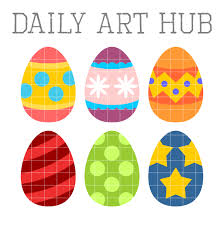 cute easter eggs clip art set daily art hub free clip art everyday