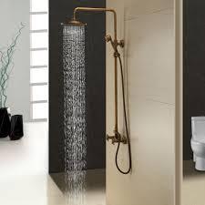 shower shower faucet sets amazing rain shower set new luxury