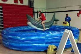 party rentals va mechanical shark ride rental md dc va theme party rentals