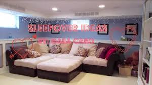 sleepover ideas youtube