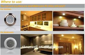 puck lights with remote under cabinet lighting with remote home 4 kitchen closet under