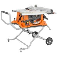 heavy duty table saw for sale ridgid 45101 10 jobsite table saw review tool box buzz