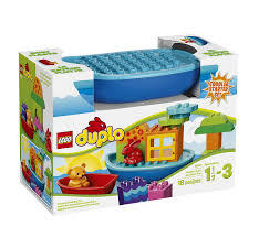 lego duplo creative play 10567 toddler build and boat fun amazon