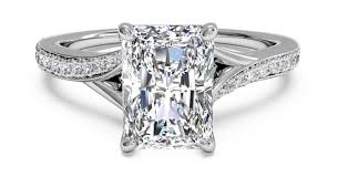 top engagement rings top 3 radiant cut engagement rings gramercy mansion