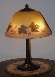 159 best handel antique lamps images on pinterest antique lamps