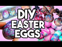 Decorating Easter Eggs With Cool Whip decorating easter eggs with crayons using cool whip to decorate
