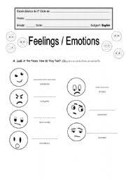 bunch ideas of emotions worksheets pdf for template huanyii com