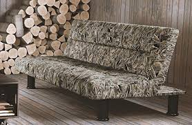 Realtree Camo Bedroom Amazon Com Dhp Real Tree Traditional Style Futon Camouflage