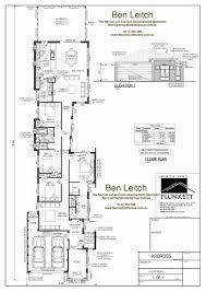 townhouse plans narrow lot floor plans for narrow lots fresh lot homes single story