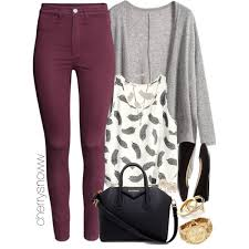 polyvore casual casual chic fall polyvore