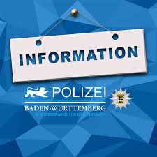 Polizeibericht Baden Baden Polizeipräsidium Reutlingen U2013 Polizei Baden Württemberg