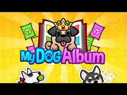 dog photo album my dog album album 123 stickers