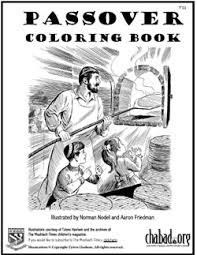 passover books passover coloring book printables kids