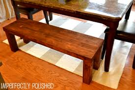 table with bench seat bench seat from a table inside decor 1 kmworldblog com