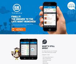 Mobile Application Home Page Design Aloinfo aloinfo