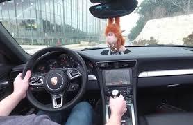 porsche 911 mods genius mods his own porsche 911 to run doom on the display