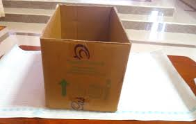 decorative cardboard storage boxes home pretty boxes made from