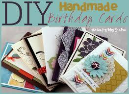 cute handmade birthday cards u2013 gangcraft net