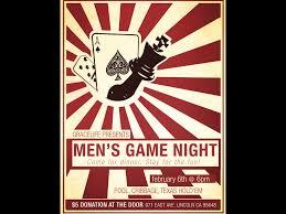 men u0027s game night 001 gracelife church of lincoln ca 671 east