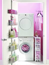 Laundry Room Storage Between Washer And Dryer by Laundry Room Storage Ideas Diy