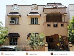 photo gallery of exterior painting vannam chennai