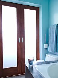 bathroom door designs blue master bath designed for tranquility hgtv