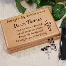 First Communion Jewelry Box Jewelry Boxes And Holders