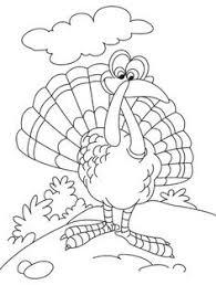 free thanksgiving printable coloring kids crayola