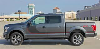 2015 2016 2017 2018 ford f 150 stripes sideline special edition