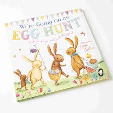 easter bunny book we re going on an egg hunt easter book