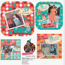 paper magic group retro greeting cards and tins by denise urban