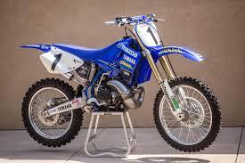 works motocross bikes dirt bike magazine fant files the 1999 jeremy mcgrath yz treasure