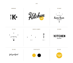 Kitchen Logo Design Stitch Design Co Design Envy Identity Pinterest Stitch