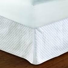 Platform Bed Skirt - queen bed bed skirts queen 18 inch drop steel factor